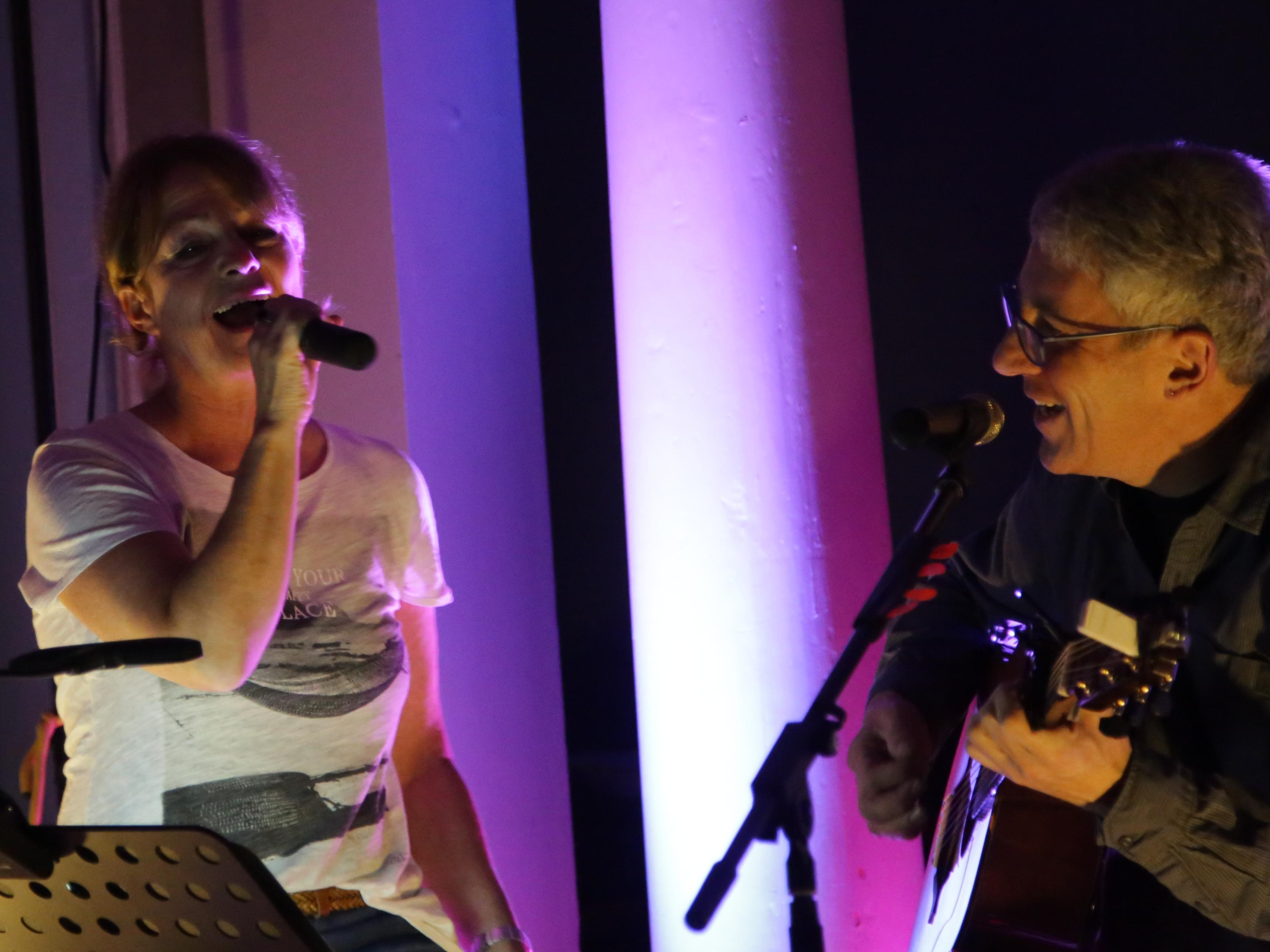 Akustik Duo Peter&Ich3
